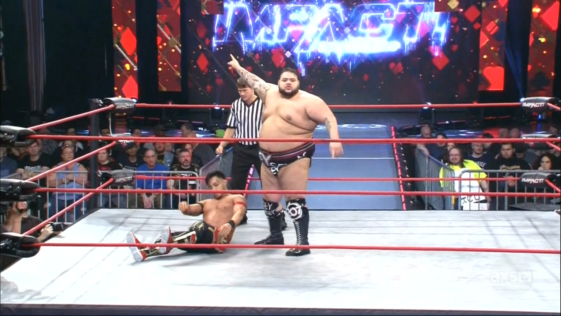 iMPACT Wrestling 2020 03 24 1080i HDTV -WH [13 GB]