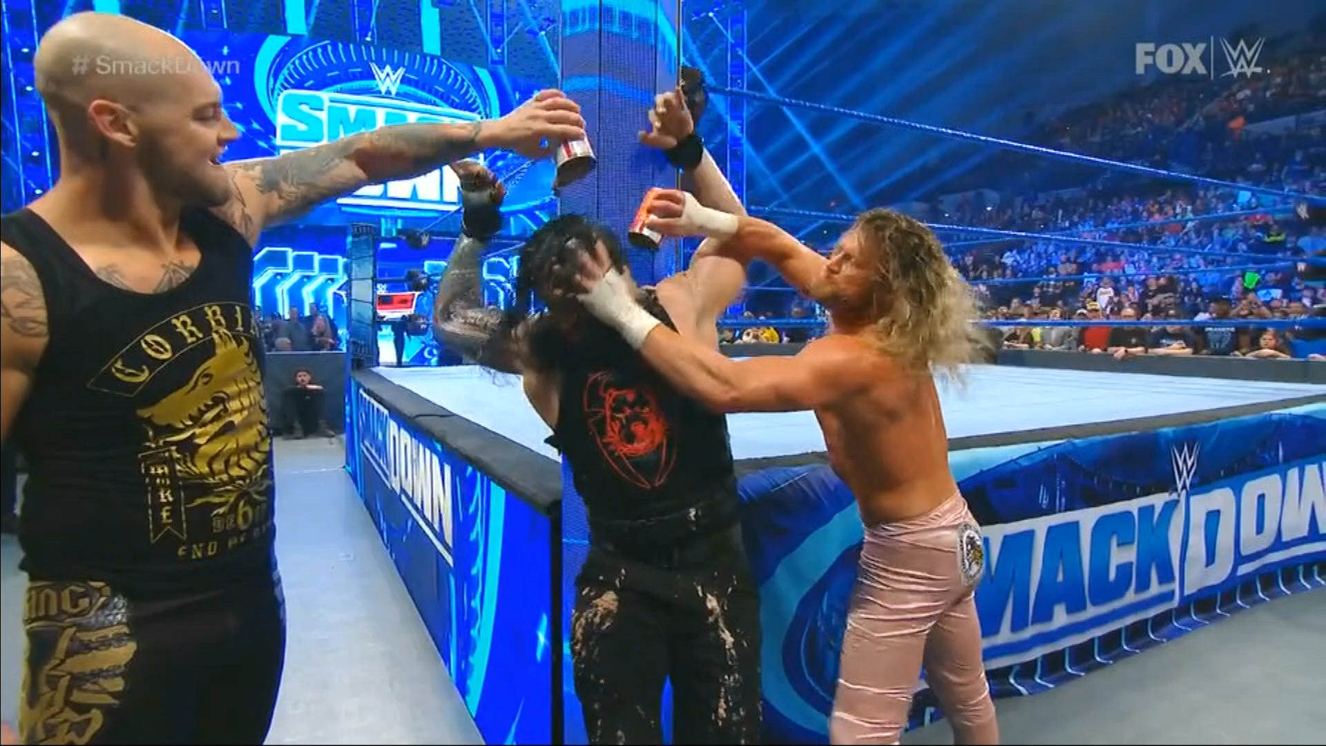 WWE Friday Night Smackdown 2019 12 06 1080i HDTV-WH [12.5 GB]