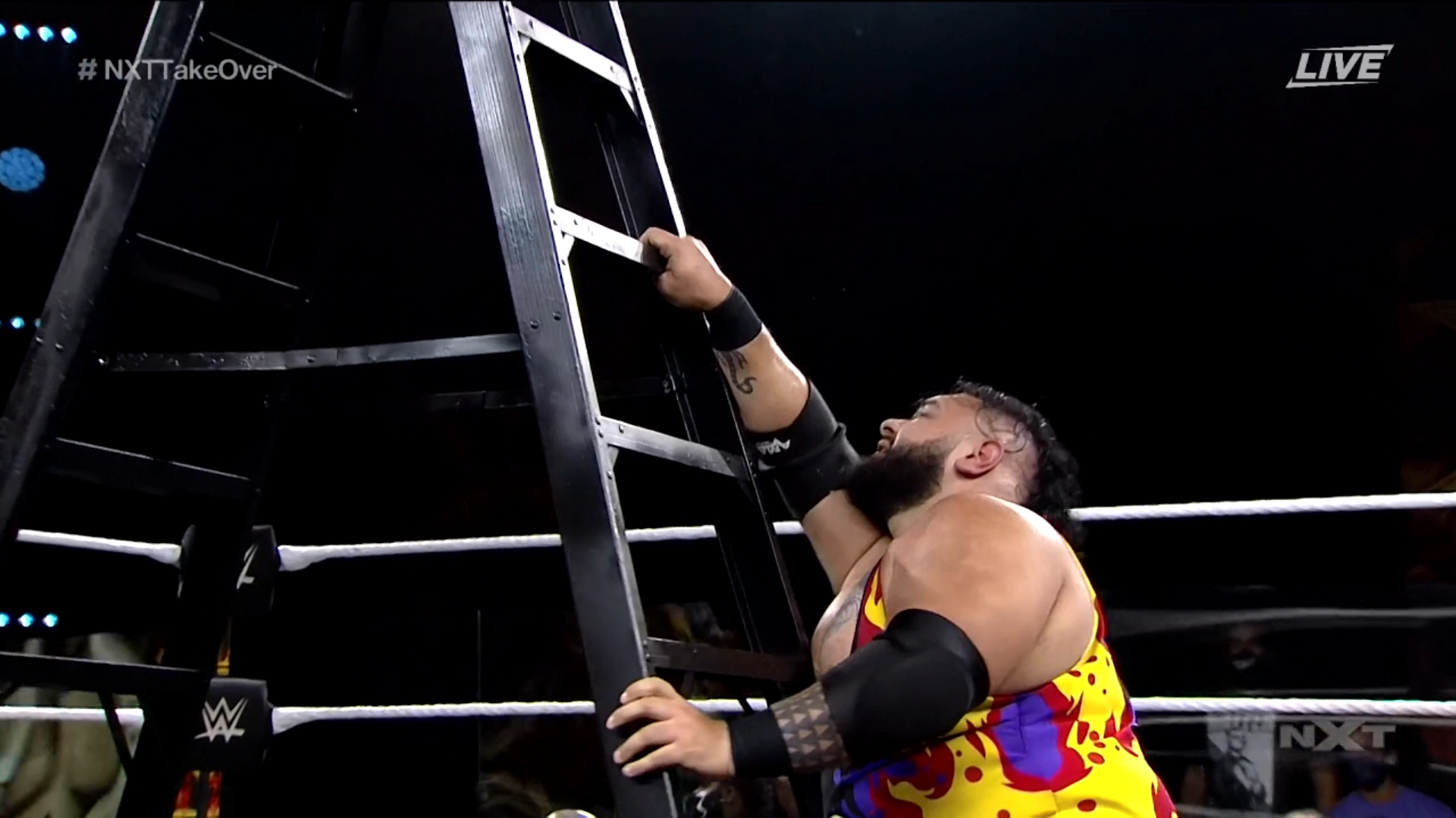 WWE NXT TakeOver XXX 2020 1080p WEBRip x264-WH
