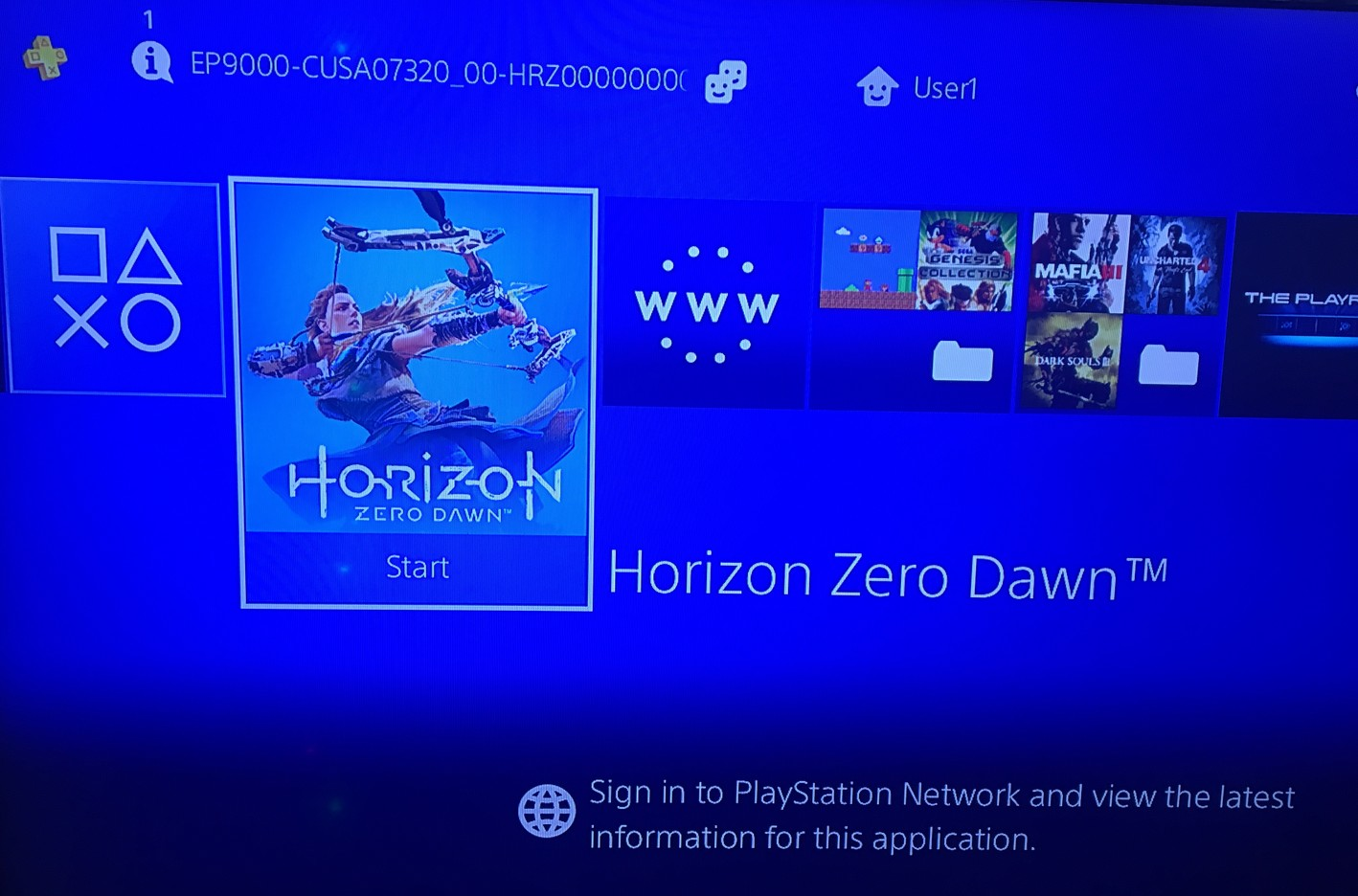 PS4 Horizon Zero Dawn Oyun İndir PKG