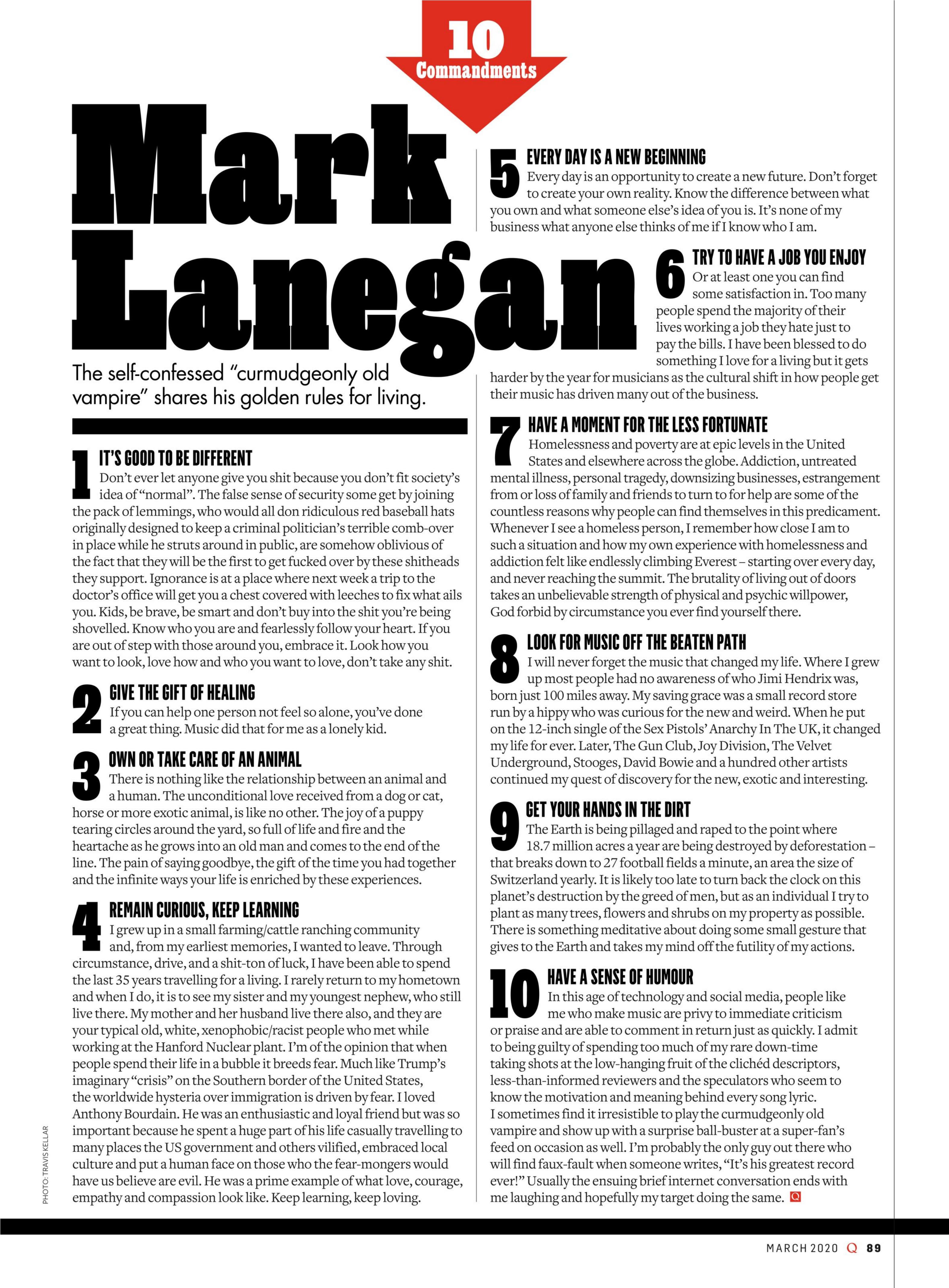 Q Mag - March 2020 p. 89